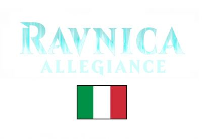 MTG: IT: RAVNICA ALLEGIANCE DECKBUILDERS TOOLKIT