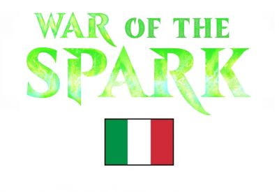 MTG: IT: WAR OF THE SPARK BOOSTER DISPLAY