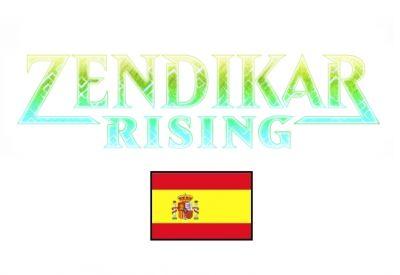 Zendikar Rising SP Commander Deck Display