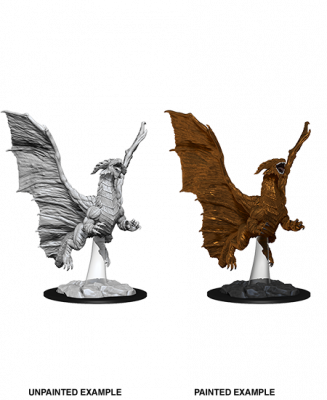 DD5: NOLZUR YOUNG COPPER DRAGON MINIS