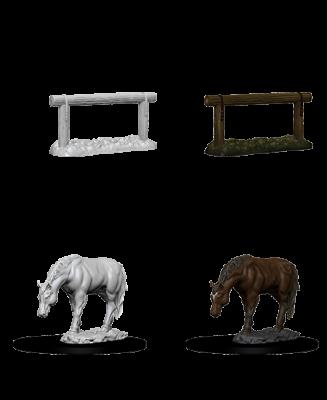 WIZKIDS: DEEP CUTS HORSE AND HITCH