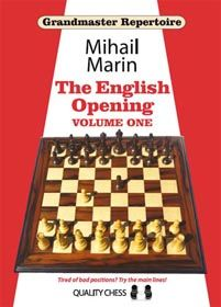 THE GRANDMASTER REPERTOIRE 3 : THE ENGLISH OPENING VOLUME 1