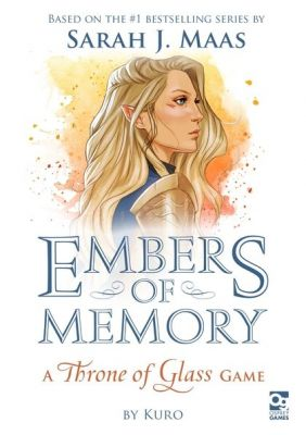 EMBERS OF MEMORY: THRONE OF GLASS GAME