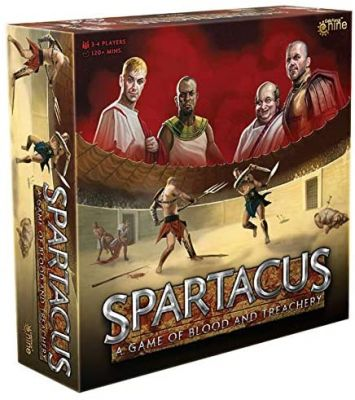 Spartacus: The  Board Game