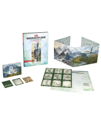 DD5 Dungeon Master's Screen Wilderness Kit