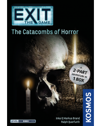 EXIT-CATACOMBS OF HORROR