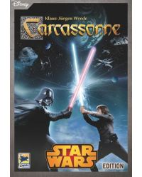 CARCASSONNE:STAR WARS EDITION