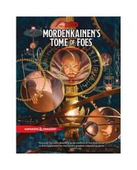 DD5: MORDENKAINEN'S TOME OF FOES