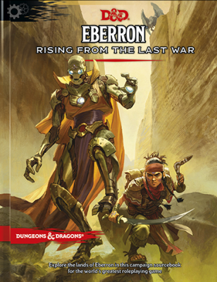 DD5: EBERRON: RISING FROM THE LAST WAR