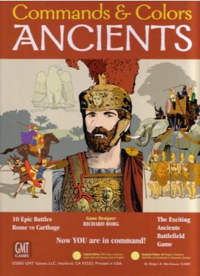 C&C: ANCIENTS(5TH PRINTING)