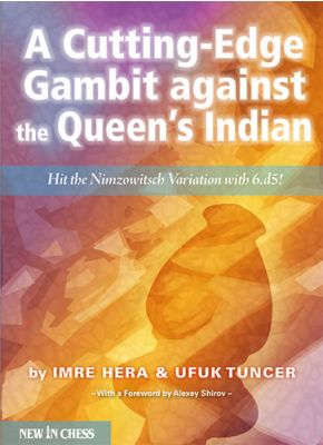A CUTTING-EDGE GAMBIT AGAINST QUEEN'S INDIAN