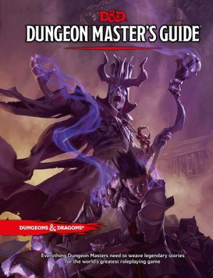 DD5 : DUNGEON MASTER'S GUIDE