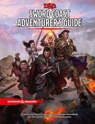 DD5 : SWORD COAST ADVENTURE GUIDE