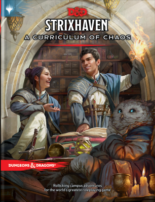 DD5 Strixhaven: Curriculum of Chaos
