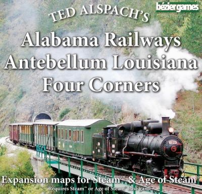 AGE OF STEAM : ALABAMA RAILWAYS