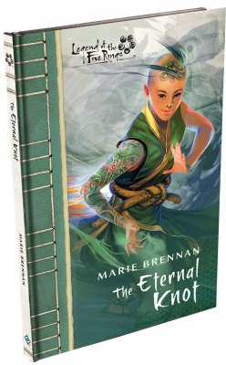 RPG: L5R NOVELLA: THE ETERNAL KNOT