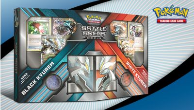 POKEMON: BLACK/WHITE KYUREM BATTLE ARENA DECK