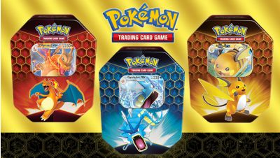 POKEMON: HIDDEN FATES TIN