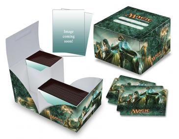 CONSPIRACY DUAL DECK BOX WITH SLEEVES