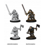 PATHFINDER: DEEP CUTS FEMALE DWARF BARBARIAN MINIS