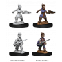 PATHFINDER: DEEP CUTS FEMALE HALFLING ROGUE MINIS