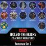 DD5 Idols: Boneyard: 2D Set 2