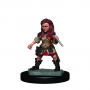 DD5 Icons: Halfling Female Rogue Premium Figure