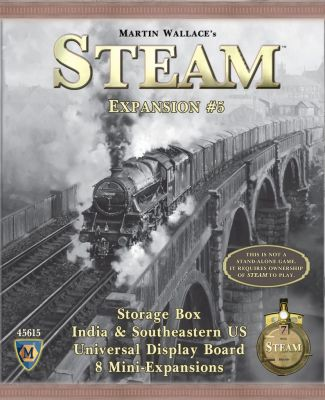 STEAM #5 MAP EXPANSION