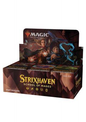 Strixhaven EN Draft Booster