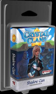 CRYSTAL CLANS:SHADOW CLAN