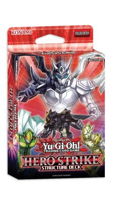 YU-GI-OH!: HERO STRIKE DECK DISPLAY (REPRINT)