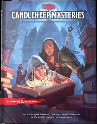 DD5 Candlekeep Mysteries
