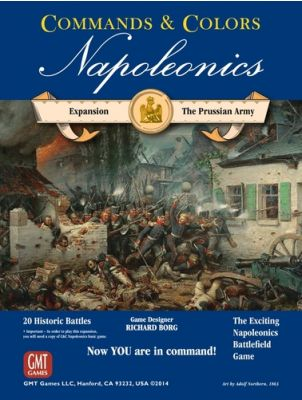 C&C: NAPOLEONICS: THE PRUSSIAN ARMY