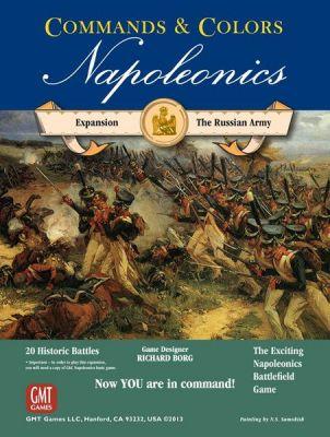 C&C NAPOLEONICS:RUSSIAN ARMY REPRINT